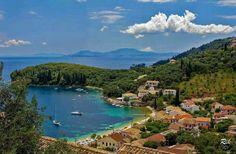 GREECE CHANNEL | Kalami bay, Corfu