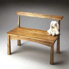 Butler Specialty Company - Mason Bench, $425, now featured on Fab.