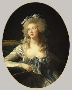 Madame Grand (Noël-Catherine Verlée, 1761–1835), Later Madame Talleyrand-Périgord, Princesse de Bénévent, 1783 Élisab...