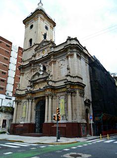 Iglesia de San Miguel Arcangel.