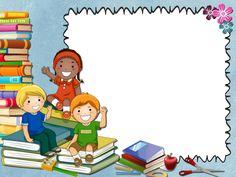 Poster Background Design, Kids Background, School Frame, Art School, Kids Church Rooms, Elementary Bulletin Boards, School Border, Pencil Photo, Boarder Designs