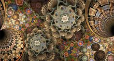 Amazing Pieces of Fractal Art designs For Your Inspiration | Lava360