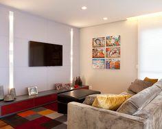 Antes e depois de apartamento na Vila Mariana - Revista Casa Linda
