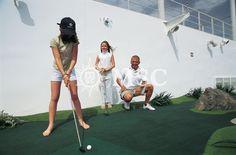 #MSCSinfonia #minigolf Tui Cruises, Travelling Tips, Opera, Fun, Image, Cow, Miniature Golf, Crosses, Fin Fun