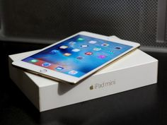 Apple iPad mini with protective cover for sale