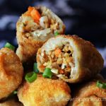 Crispy Homemade Egg Rolls