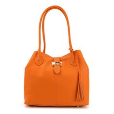 Classic Iconic Handbag by Courage B  Great fall color!  Only $325!  www.charlottesinc.com