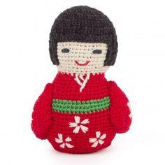 Anne-Claire Petit Crochet Japanese Doll   AlexandAlexa
