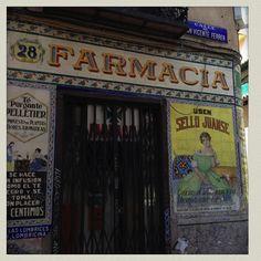 Farmacia - San Vicente Ferrer, Madrid