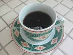 Coffee with Tea | Simply Trini Cooking #trinicooking