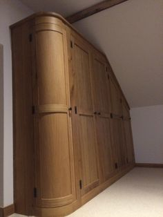 clever design wardrobes for bedroom. Curved cupboards create a softer feel to this wardrobe within fitted  dressing room The Fitted Bedroom FurnitureFitted BedroomsClever DesignDressing It is what it And so bed Pinterest Clever design