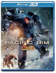 Black Friday 2014 Pacific Rim (3D Blu-ray) from WHS Cyber Monday