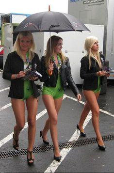 Car Show Girls, Pit Girls, Promo Girls, Micro Skirt, Tan Pantyhose, These Girls, Second Skin, T 4, Sexy Legs