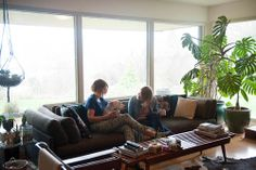 Closet Visit: Meagan Geer and Meghan Wright