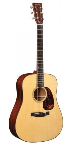 Martin Guitar's New D-18 Authentic 1939