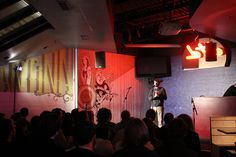 AADL hosted a past Story Collider event!