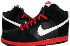 Cardinal High Tops #Nike #Sneakers #Christmas