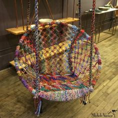 Recycled Fiber Swing