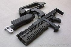 Alien 2: M41A Pulse Rifle
