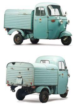 1963 Piaggio Ape'