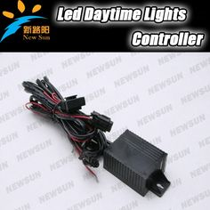 11.51$  Buy here - http://alivib.shopchina.info/go.php?t=1869506858 - New Car led DRL Relay Daytime Running Light Relay Harness Auto Car Controller On/Off switch with Reduce light function  #SHOPPING