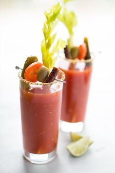Recipe: Spicy Kombucha Bloody Mary — Recipes from The Kitchn