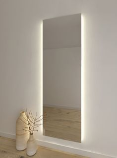 Bedroom Closet Design, Room Ideas Bedroom, Home Room Design, Home Interior Design, Bedroom Decor, Mirror Decor Living Room, Home Entrance Decor, Minimalist Room, Aesthetic Room Decor