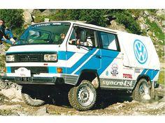 1985-VW-T3-Syncro-Doka