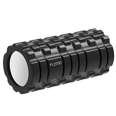 Plemo Exercise Sports Fitness Foam Rollers High Density Foam Roller for Physical Therapy Deep Tissue Muscle MassageMyoFacial Release Exercise Body Roller  13 x 55 *** Check this awesome product by going to the link at the image.