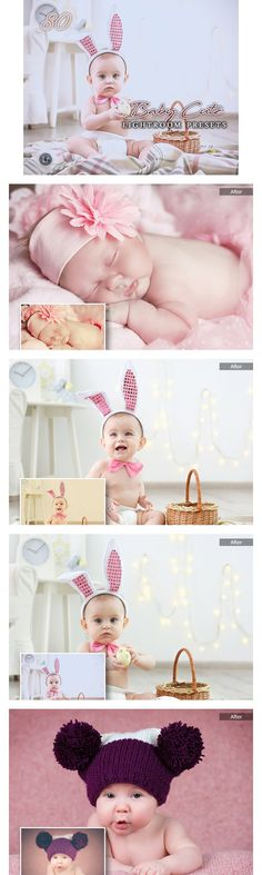 Photoshop Elements, Baby Design, Lightroom Presets, Creative, Style, Swag, Outfits