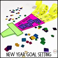 NEW YEARS CLASSROOM ACTIVITIES