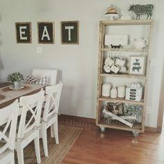 Dinning room by MisDIY
