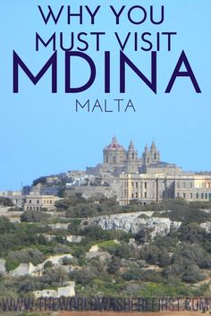 A complete guide to what to see in Mdina and Rabat, Malta including things to do, where to eat and places to stay. Malta Travel Guide, Travel Guides, Travel Hacks, Travel Tips, European Travel, Travel Europe, Travelling Europe, Paris Travel, Malta Mdina