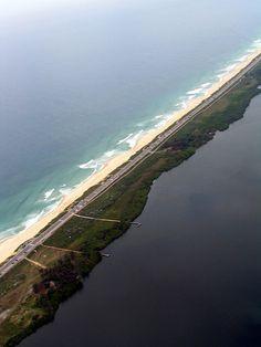 Praia da Reserva, Barra da Tijuca, Rio de Janeiro, Brazil by anginhamm, via Flickr