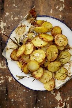 Rustic Potato Chips
