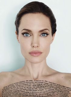 Mimic the Muse: Angelina Jolie