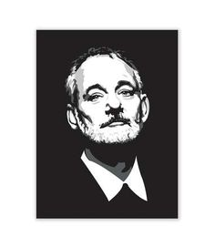 Bill Murray Shirts… Because Its Bill F*CKIN MURRAY | The Chivery Ground Beef Stews, The Chivery, Bill Murray, Keep Cool, Just Giving, Comedians, Wall Decals, Stickers, Wallpaper