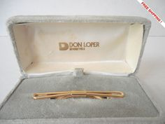 Vintage 1950's Don Loper of Beverly Hills Collar Bar by VintageSistersx2 on Etsy