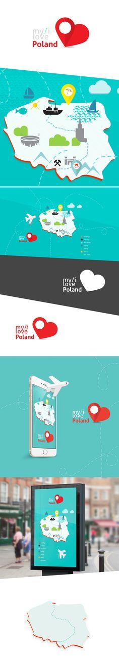My love / I love Poland!