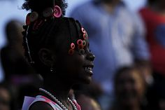 .Concurso de Peinados Afro en Cali 2013