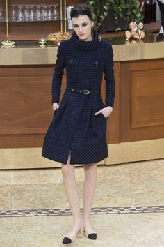 Chanel autumn/winter 2015 // Paris fashion week