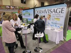 DermVisage Anti Aging Skincare Products http://dermvisage.com at the 2015 National Women's Show in Toronto 16 Oct 2015, read more on Son of a Beekeeper,  http://roberrific.tumblr.com/post/131449231107/2015-national-womens-show-was-a-six-hour-sampling