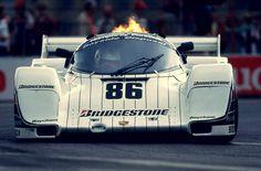 Porsche 962 . IMSA 1986.