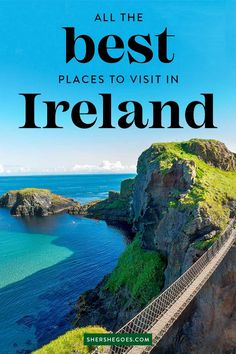 places to visit in ireland here are the best places to visit in Ireland on your next Irish vacation! travel tipshere are the best places to visit in Ireland on your next Irish vacation! travel tips Top Travel Destinations, Best Places To Travel, Best Vacation Places, Ireland Destinations, Palawan, Beautiful Places To Visit, Cool Places To Visit, Ireland Places To Visit, Travel Guides