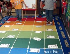 Racing Through Sight Words...Sight Word Game
