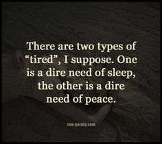 Two Types of Tired https://www.facebook.com/IntrovertsAreAwesome/photos/a.373957535972689.74878.373951992639910/988112657890504/?type=3