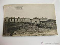 NADOR EL DIA DE SU OCUPACION POR LAS TROPAS ESPAÑOLAS 1921 - GUERRA DE AFRICA
