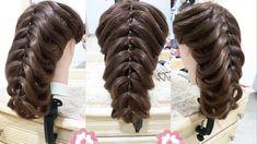 peinados de elsa frozen faciles para cabello largo y bonitos para niña e...