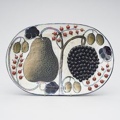 View A CERAMIC DISH. The yellow apple by Birger Kaipiainen on artnet. Browse upcoming and past auction lots by Birger Kaipiainen. Clay Plates, Plates And Bowls, Ceramic Plates, Pottery Kiln, Ceramic Pottery, Ceramic Painting, Ceramic Artists, Yellow Apple, Clay Cup
