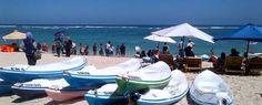 Outbound Bali Yang Diadakan Di Pantai Pandawa Dengan Dikombinasi Permaianan Cano